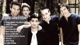 One Direction Top 10 Song