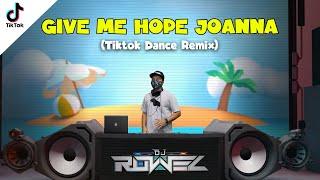 GIVE ME HOPE JOANNA (Dance Remix)   Dance Viral 2021   Dj Rowel   Zumba