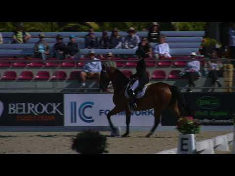 Capricorn Australia - Willinga Park Grand Prix CDI** 2nd place Shannan Goodwin & Aristede