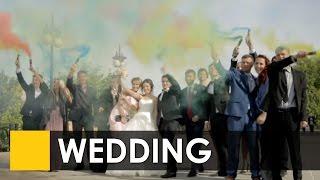 Самая красивая свадьба. Украина, Киев. Студия