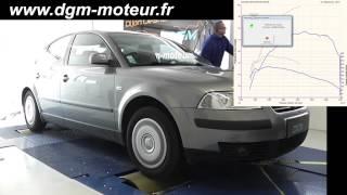 VOLKSVAGEN PASSAT 1.9L TDI 100ch - Dijon Gestion Moteur