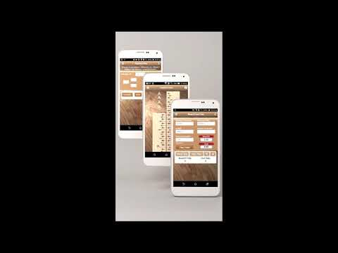 WoodMaster App for Woodworking