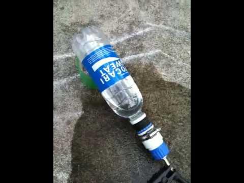 作り方 ロケット ペット ボトル