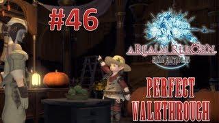 Final Fantasy XIV A Realm Reborn Perfect Walkthrough Part 46 - Botanist Lv.15 to Lv.30