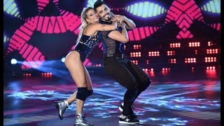 Sol Pérez y Fernando Bertona bailaron una caliente Cumbia Pop