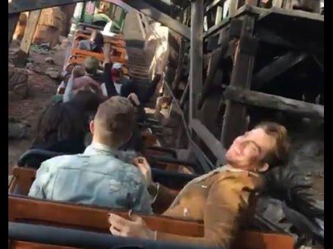 Adam Lambert, Sauli & Terrance - Disneyland Fun