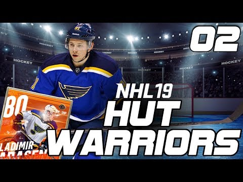 HUGE PULL! - HUT Warriors Ep. 02 - NHL 19 Road To Div 1