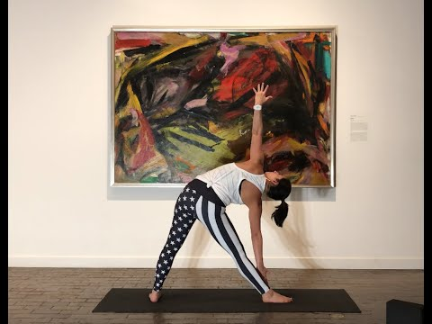 LIVE: Camel Yoga Flow with the ABQ Museum