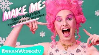 Sugar Plum Fairy Makeup Tutorial (Nutcracker and the Four Realms) | MAKE ME