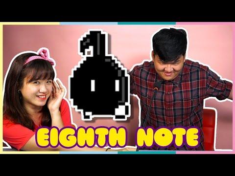 Eight Note phiên bản loạn xạ của Vannie và Mazk | 八分音符 | Vannie Plus