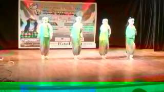 INDIA WALLE SONG DONE BY MANOSI DANCE ACADEMY STUD