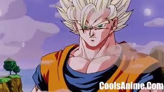 Goku almost kill kid buu in Hindi
