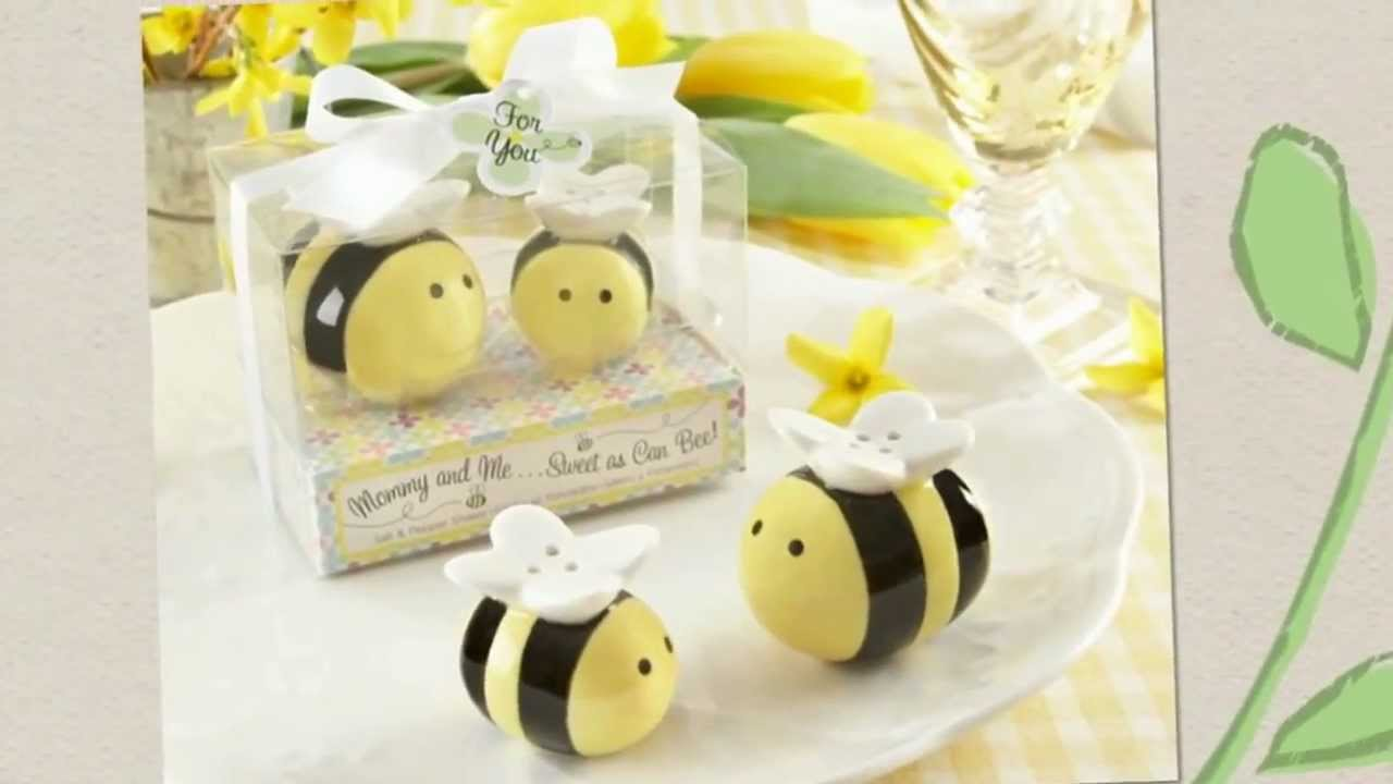 Bee Baby Shower Favors