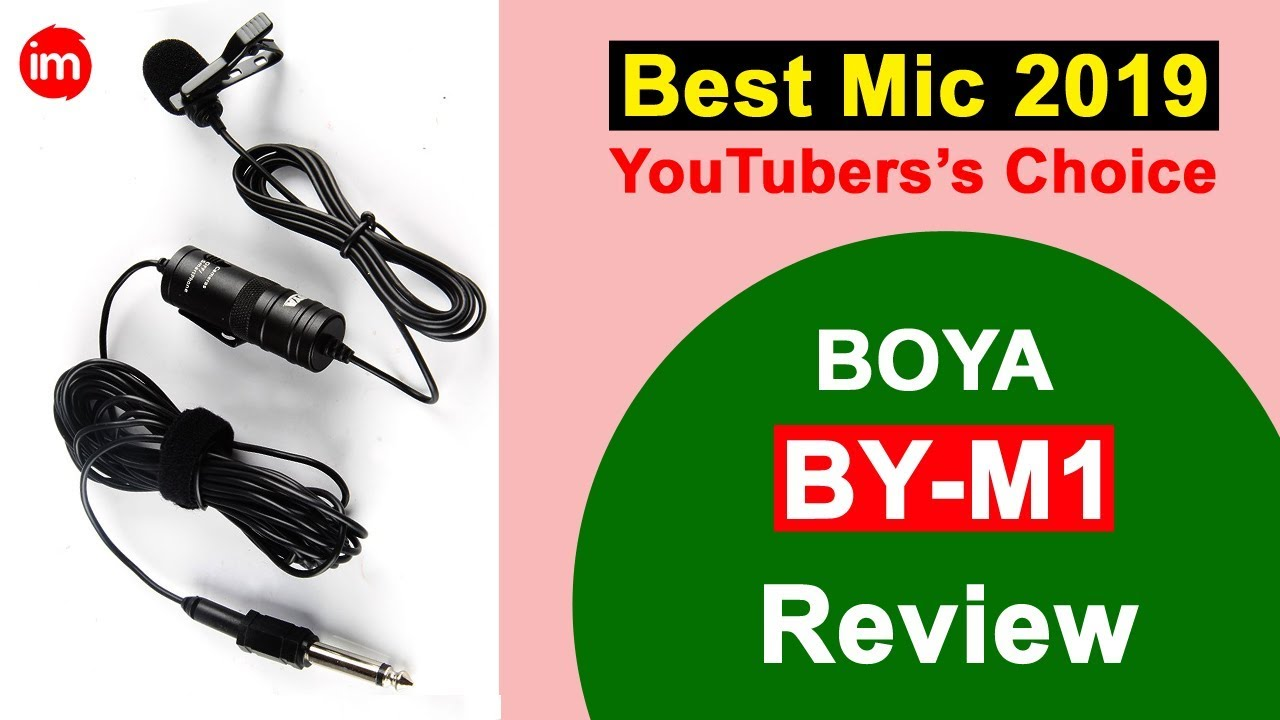 Download Best Mic for DSLR and Smartphone 2019 | By Ishan