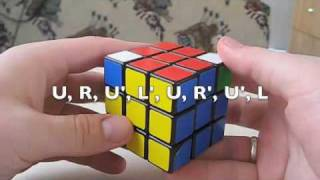 repeat youtube online How To Solve A Rubiks Cube 3x3 Part 3 Third