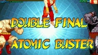 Marvel Super Heroes vs Street Fighter Team Super Combos