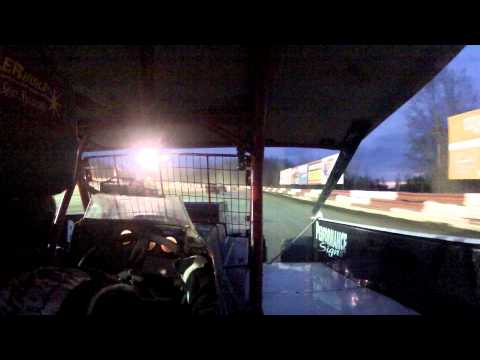 GoPro HD: Crate Sportsman at Utica Rome Speedway