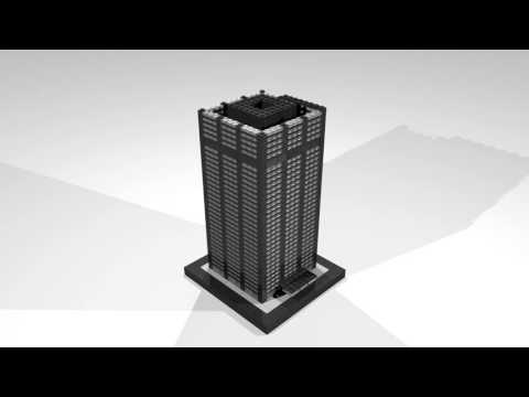 Building of Sears/Willis Tower