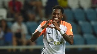 Super goal by Fred in the match Chornomorets 1-4 Shakhtar