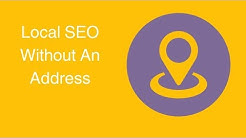 Local SEO Without An Address
