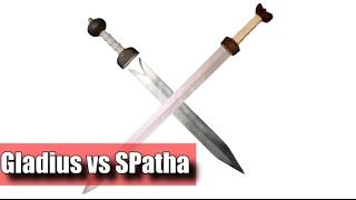 Gladius VS Spatha - Why Did The Empire Abandon The Gladius?