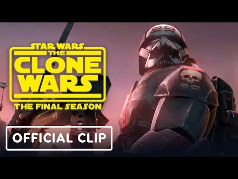 "Star Wars: The Clone Wars - Official ""The Bad Batch"" Clip"