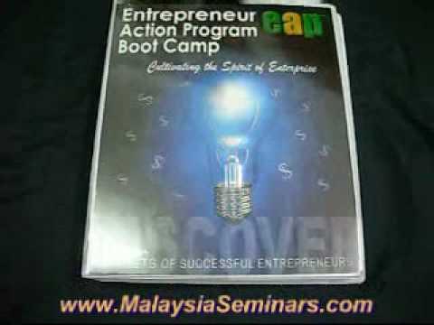 Entrepreneur Action Program, Kuala Lumpur (EAP)