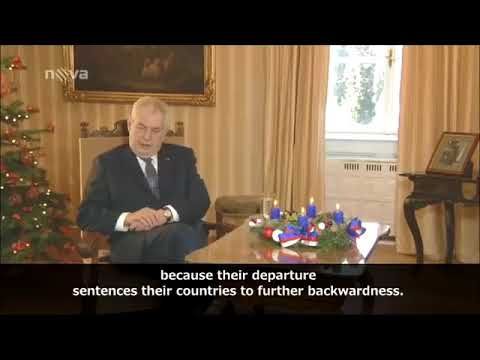 Czech President: 'Trojan Horse' Migrant Wave an 'Organised Invasion' of Europe