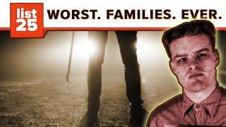 25 Brutal Serial Killer Families