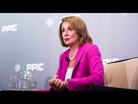 A Conversation with Congresswoman Nancy Pelosi