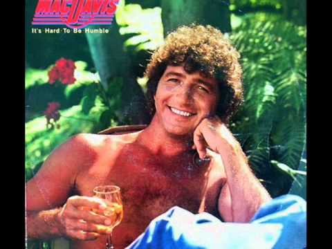 Mac Davis  It's Hard To Be Humble 1980