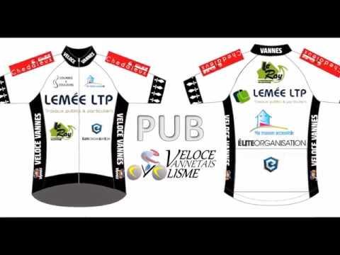 PAGE PUB des sponsors du VELOCE  VANNETAIS