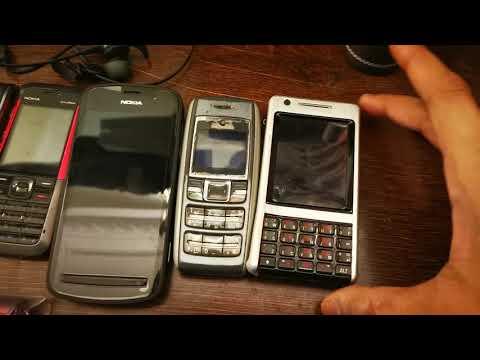 My Sony Ericsson Collection MashaAllah Beautiful Mobiles