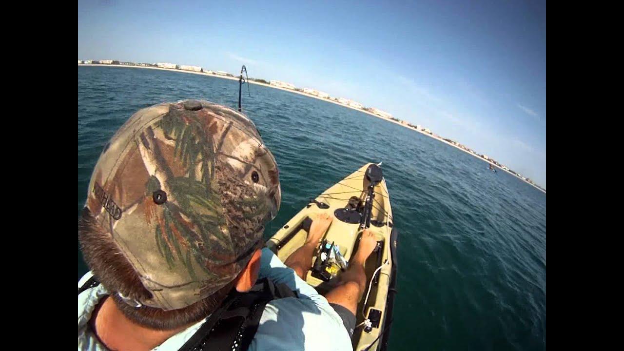 Light tackle offshore kayak fishing doovi for Offshore kayak fishing