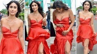 रस्ते में चलते चलते Kareena Kapoor का फिसला ड्रेस, हुआ कुछ ऐसा ?