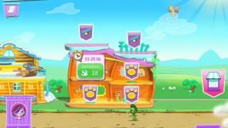 Littlest Pet Shop! Великолепная четверка! Серия 32! Игра Магазин домашних животных