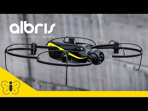 albris Drone – Put the Future to Work