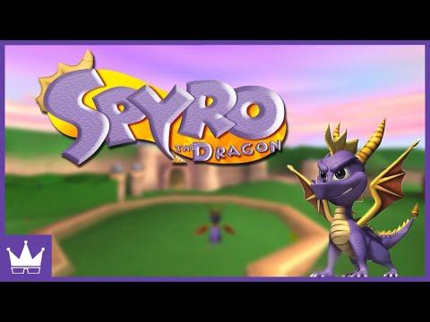 Twitch Livestream | Spyro The Dragon 120% Full Playthrough [Playstation 1]