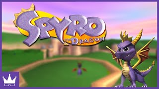 Twitch Livestream | Spyro The Dragon 120% Full Playthrough [Playstation 1]