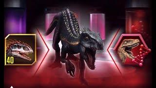 Jurassic World: Das Spiel #179 Indoraptor muss freigespielt werden! [60FPS/HD] | Marcel