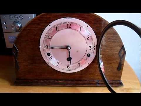 Rhythm Japan Westminster Chime Clock Doovi