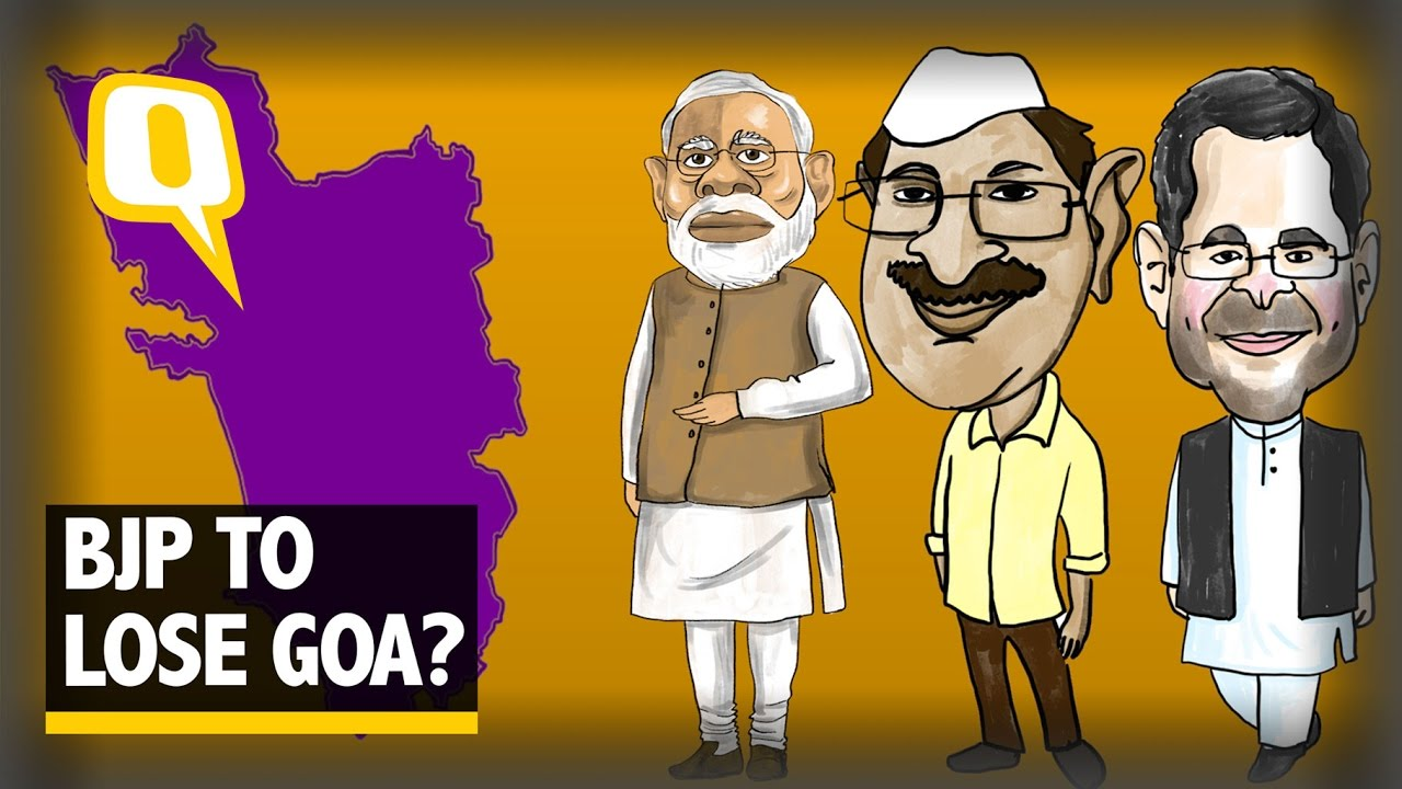 The Quint: Congress' Surgical Strike in Parrikar's Goa, No One Gets Majority