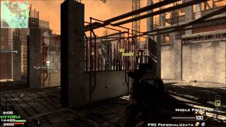 Modern Warfare 3 -PC- Multiplayer Gameplay -HARDHAT- ITA