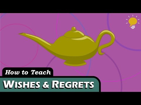 Expressing WISHES & REGRETS