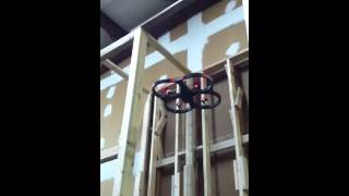 Drones in the gym!!!
