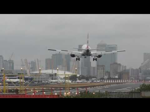 London City Airport September 2016