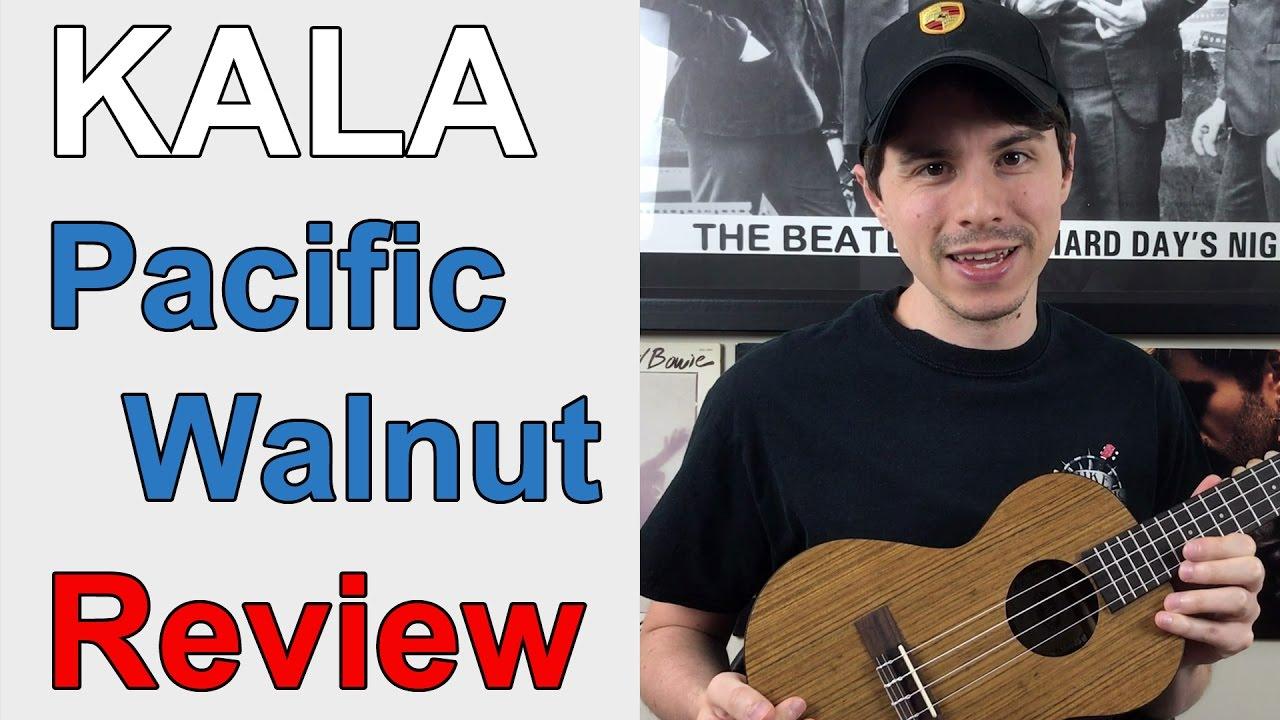 Kala Pacific Walnut Tenor Ukulele Review & Demo