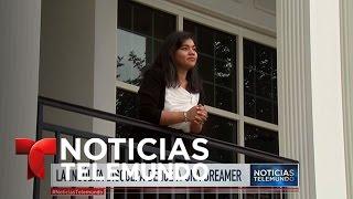 Inmigración reconoce error y ofrece disculpas a dreamer | Noticiero | Noticias Telemundo