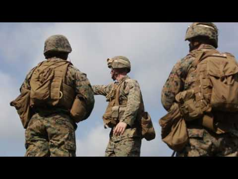Fire and Maneuver: 2/8 Marines attack the range