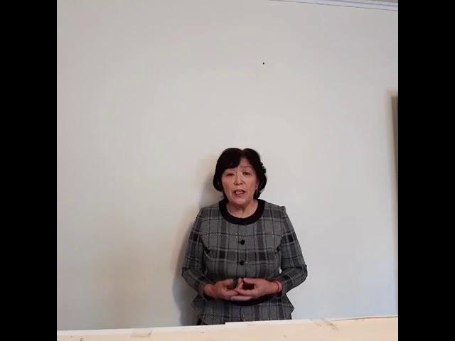 Изображение предпросмотра прочтения – НадеждаЧагдурова читает отрывок изпроизведения «Письмо от матери» С.А.Есенина